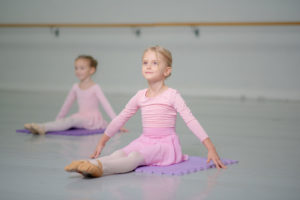 Dance Division students