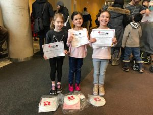 Our Students Participate in Math Competition
